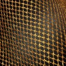 Gold Heavy Dress Net 150cm Wide x 0.5m